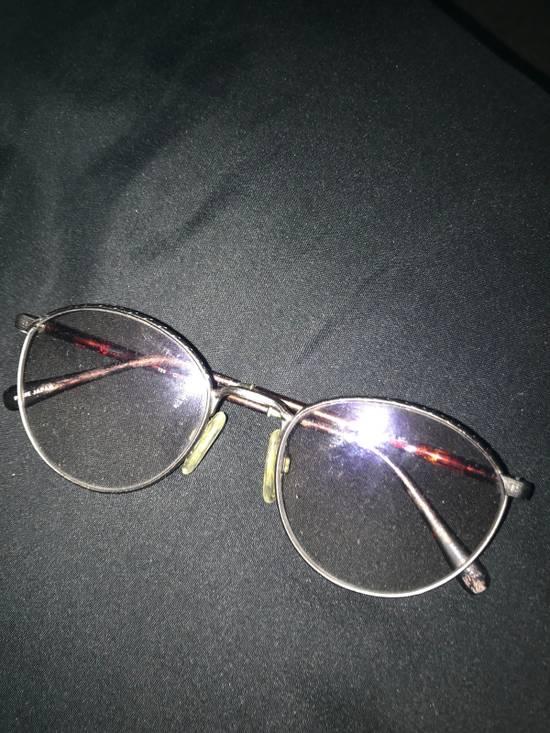 Givenchy Givenchy 90s NOT GOLD Tortoise Gunmetal Round Vintage Frames Eyeglasses Sunglasses Size ONE SIZE - 5