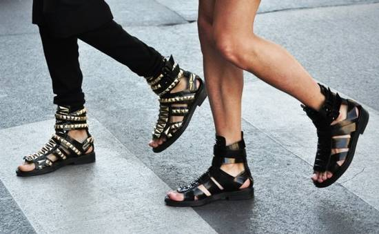 Givenchy SS10 GLADIATOR SANDALS Size US 9 / EU 42 - 5