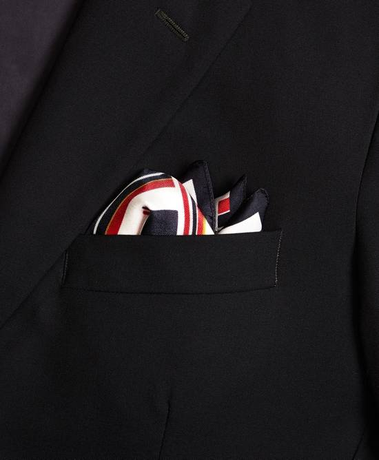 Thom Browne Flag Pocket Square NEW Size ONE SIZE - 1