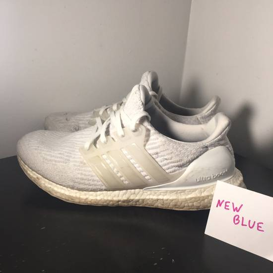 83b959fd5 Adidas Adidas Ultra Boost 3.0 Triple White Size 10 Size 10 - Low-Top ...