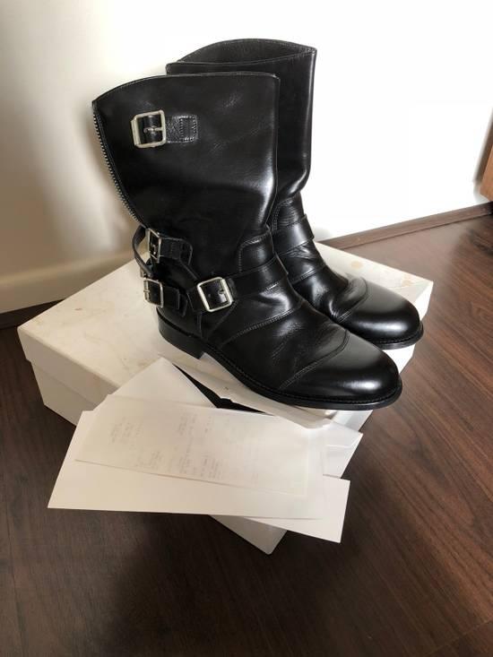 Balmain Balmain Boots Black Size US 7 / EU 40 - 2