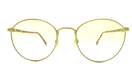Givenchy Givenchy 90s NOT GOLD Tortoise Gunmetal Round Vintage Frames Eyeglasses Sunglasses Size ONE SIZE