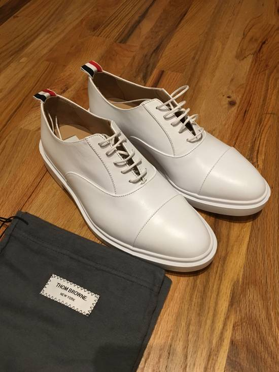 Thom Browne *New* Milky White Oxford Size US 8 / EU 41 - 2