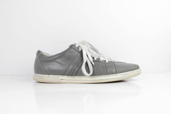 Givenchy Givenchy Grey Leather Shoes Size US 10 / EU 43 - 3