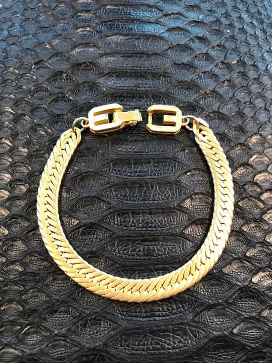 Givenchy Gold Plated Bracelet Size ONE SIZE