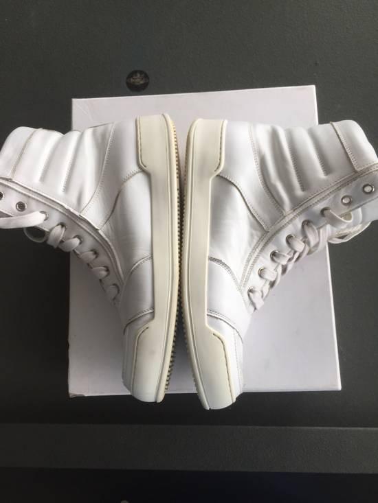 Balmain White Sneakers Size US 8 / EU 41 - 2