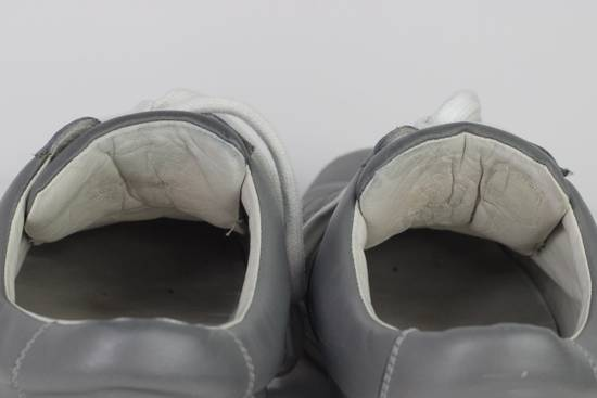 Givenchy Givenchy Grey Leather Shoes Size US 10 / EU 43 - 14