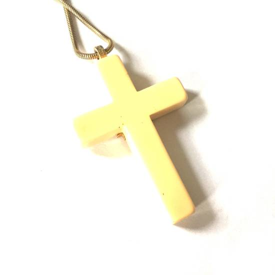 Givenchy 1976 Runway Jesus Piece Pendant Chain Size ONE SIZE - 7