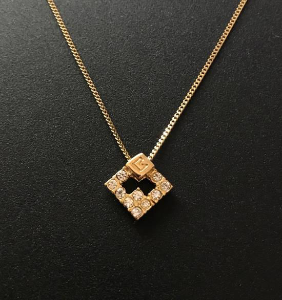 Givenchy Iced Out Chain Size ONE SIZE