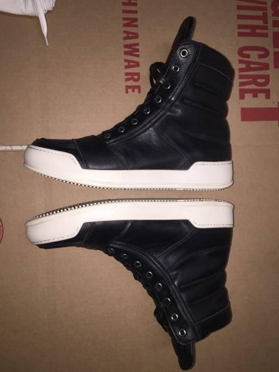 Balmain High Top Sneakers Size US 7 / EU 40 - 1