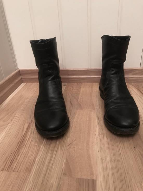 Julius Back Zip Engineer Boots Size US 9 / EU 42 - 3