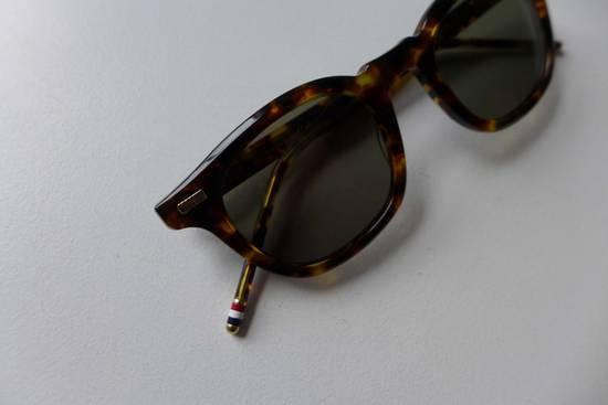 Thom Browne TB-403 Sunglasses - Tokyo Tortoise Size ONE SIZE - 4