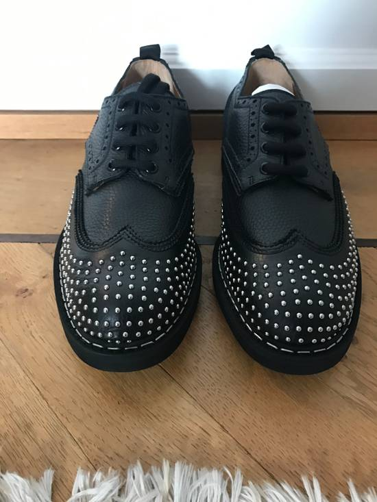 Givenchy Commando derby w metal studs Size US 9 / EU 42