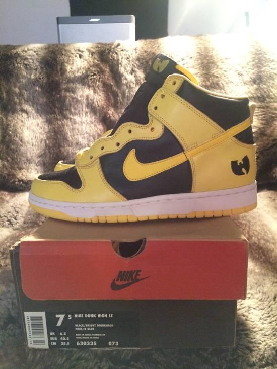 Nike 1999 Wu tang dunks Size US 7.5 / EU 40-41 - 3