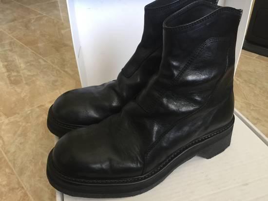 Julius Artisanal Leather Boots Size US 10.5 / EU 43-44 - 1