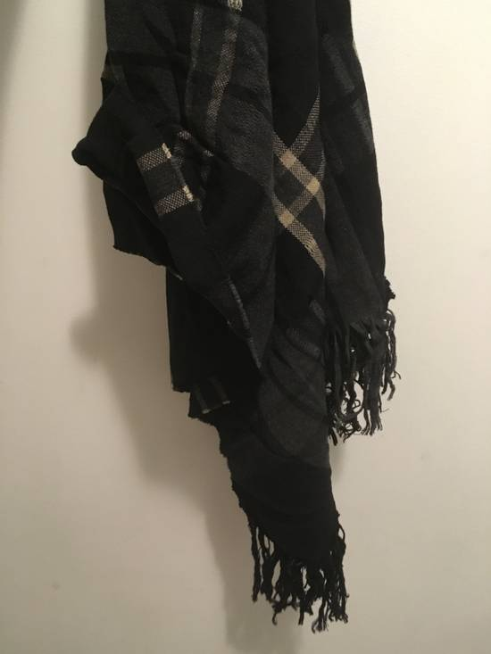 Balmain FW11 Wool/Cashmere Scarf Size ONE SIZE - 5