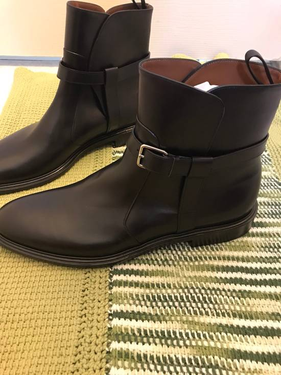 Givenchy Split Shaft Harness Boot Size US 12 / EU 45 - 2