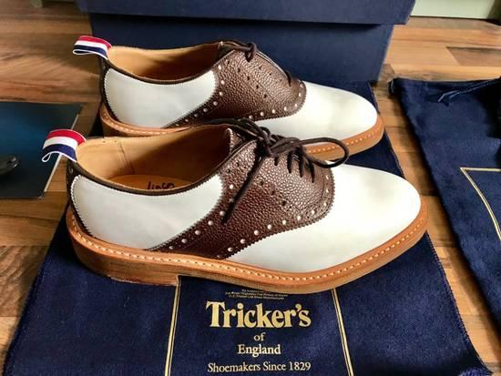 Thom Browne Thom Browne x Trickers Saddle Trampler Shoes Size US 8 / EU 41