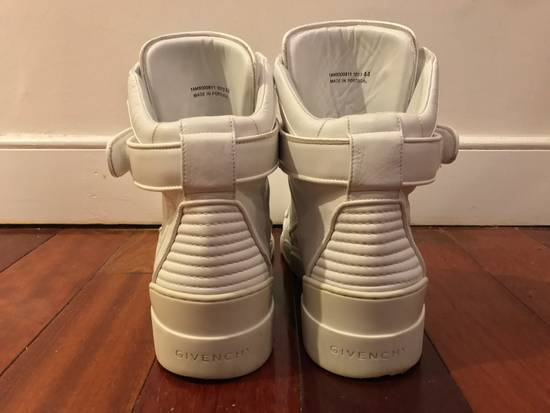 Givenchy Tyson High Top Optic White Size US 11 / EU 44 - 4