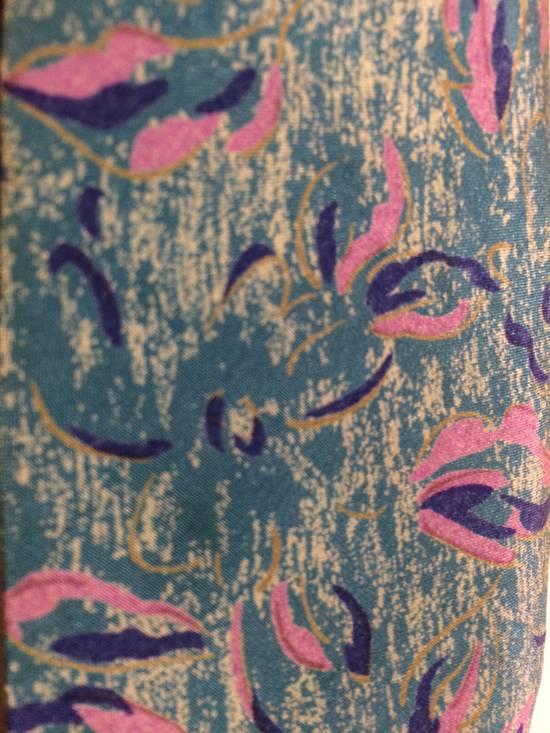 Balmain Rare Vintage Pierre Balmain Graphic Tie Size ONE SIZE - 3