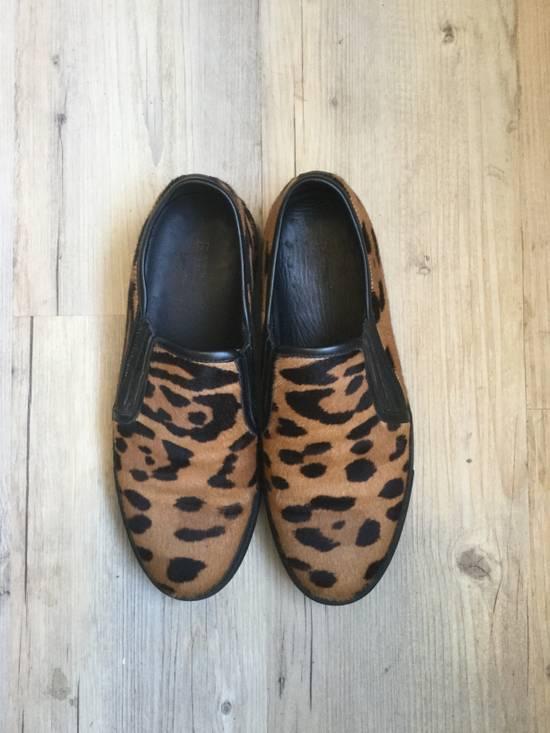 Balmain !GRAIL! Leopard slip-on sneakers Size US 7 / EU 40 - 1