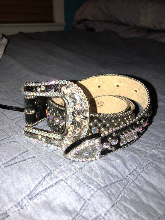ccd7502cab56 B.B. Simons Swarovski Belt Size 36 - Belts for Sale - Grailed