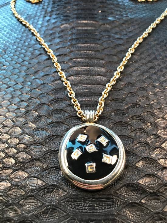 Givenchy Pizza Chain Necklace Size ONE SIZE