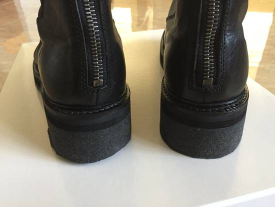 Julius Artisanal Leather Boots Size US 10.5 / EU 43-44 - 5