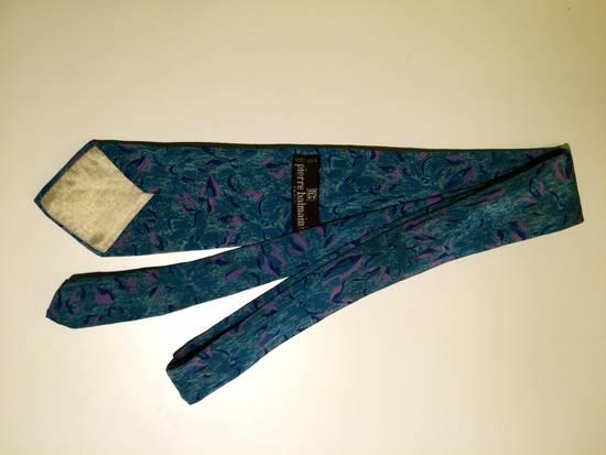 Balmain Rare Vintage Pierre Balmain Graphic Tie Size ONE SIZE - 1