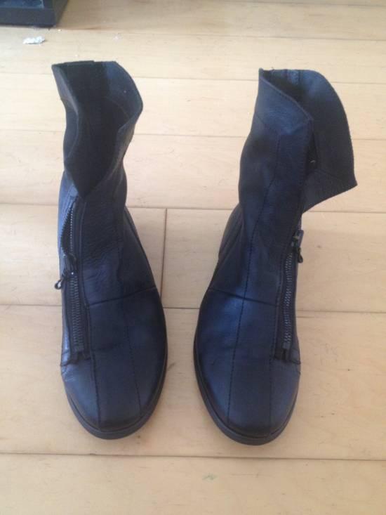 Julius julius sidezip boots 7.5 black Size US 7.5 / EU 40-41 - 2