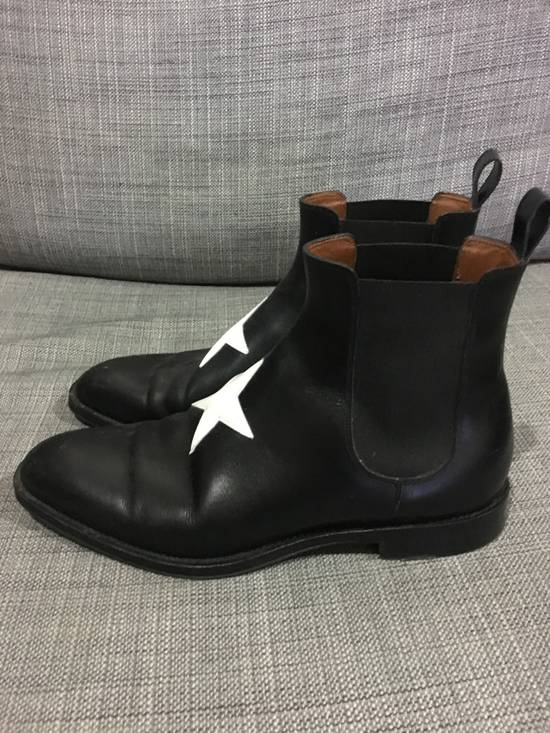 Givenchy Star Chelsea Boots Size US 7 / EU 40 - 2