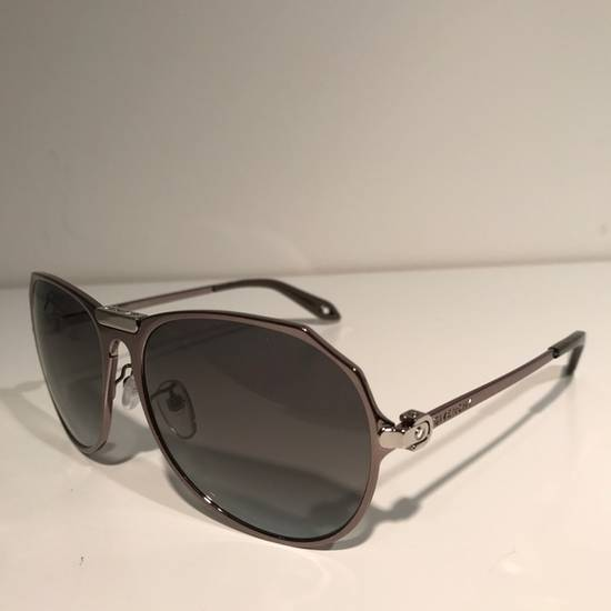 Givenchy Givenchy Aviator Gray Sunglasses Size ONE SIZE - 2
