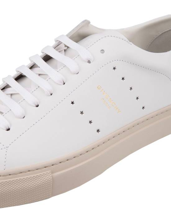 Givenchy Brand New Givenchy Logo Star Low Top In White Size US 7 / EU 40 - 4