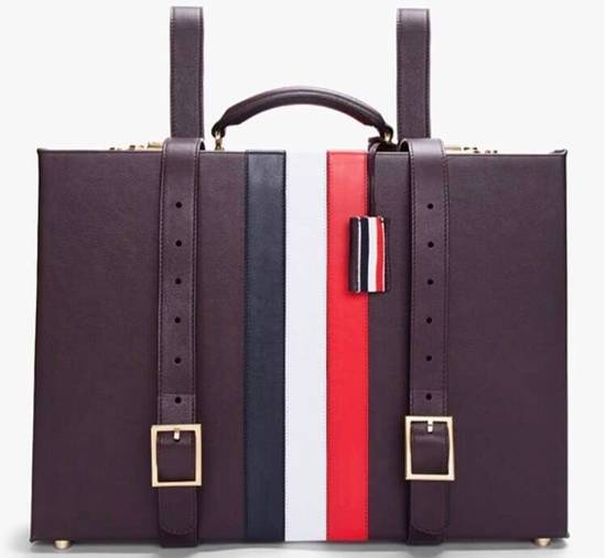 Thom Browne Briefcase/ Back Pack Size ONE SIZE - 3