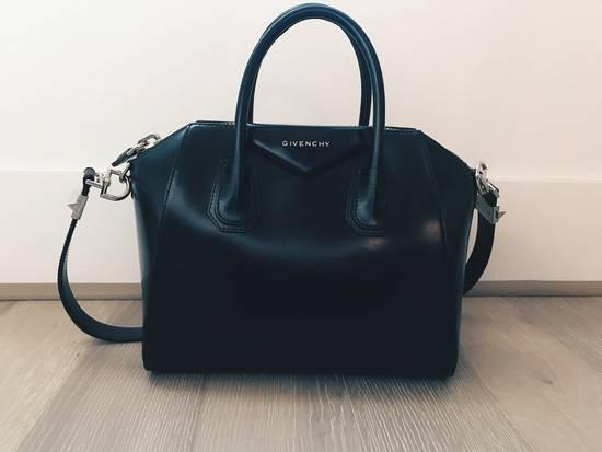 Givenchy Givency Black Medium Antigona Bag Size ONE SIZE