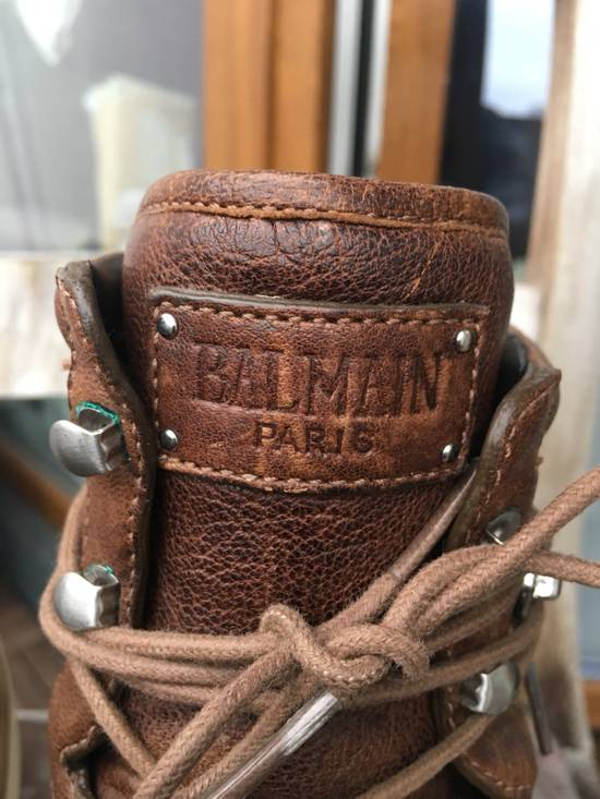 Balmain Balmain Antidote High Top Sneaker Size US 8 / EU 41 - 3