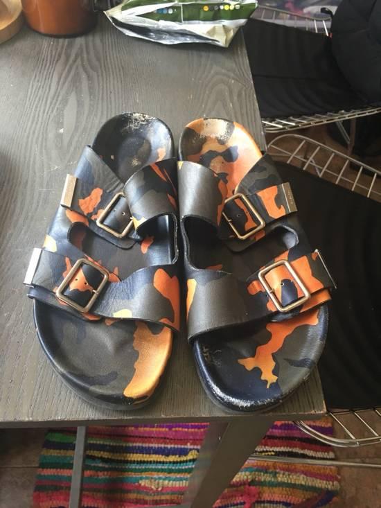 Givenchy Camo Sandals Size US 9 / EU 42