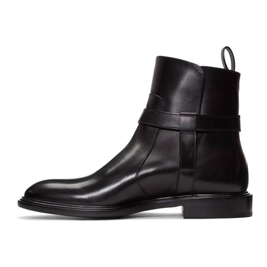 Givenchy Split Shaft Harness Boot Size US 12 / EU 45 - 8