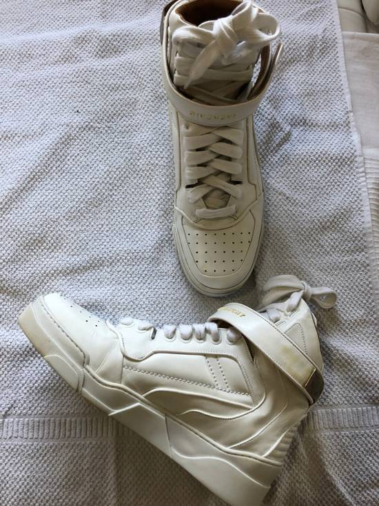 Givenchy Givenchy Tyson High-Top White Size US 9.5 / EU 42-43 - 4