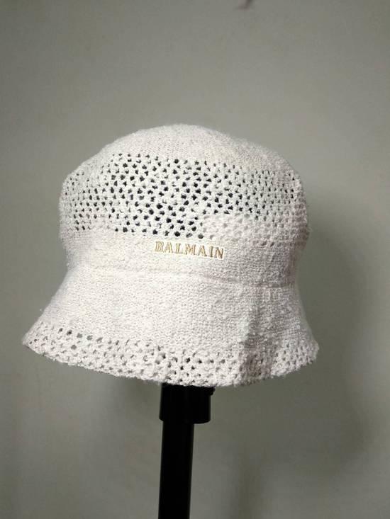 "Balmain Balmain Paris ""Bucket hat"" Size ONE SIZE"