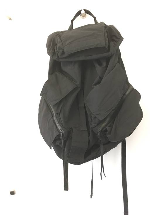 Julius Gas Mask Backpack Size ONE SIZE