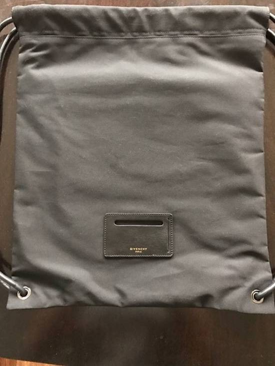 Givenchy Stars Drawstring Backpack Size ONE SIZE - 3