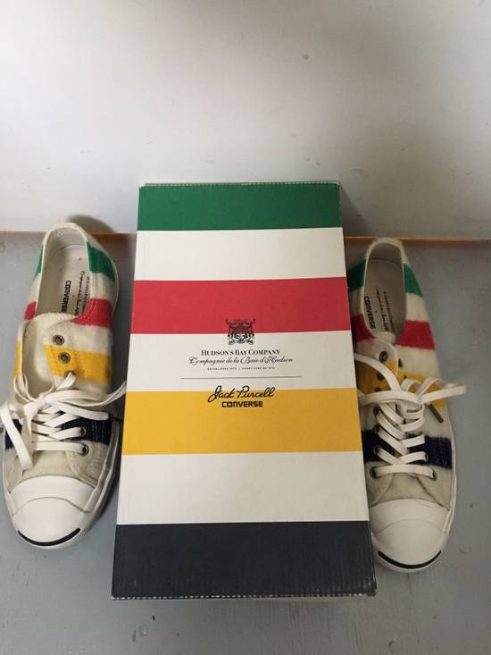 26f31a81c Converse Converse X HUdson s Bay Company Jack Purcell Limited Edition Size  US 10   EU ...