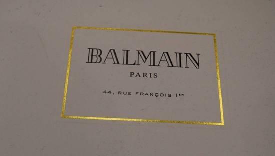 Balmain Balmain Authentic $740 White Sneakers Size 9 Brand New Size US 9 / EU 42 - 3