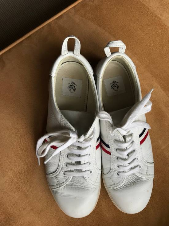 Thom Browne Black Fleece Tennis Shoes Size 8.5 Size US 8.5 / EU 41-42 - 2