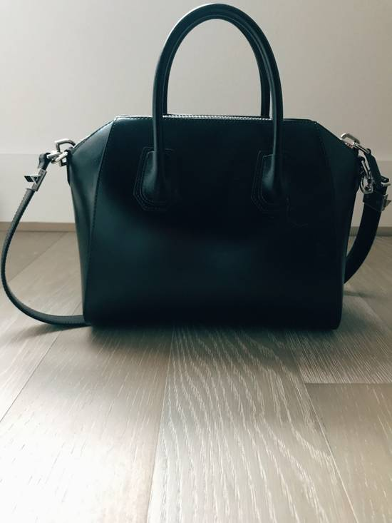 Givenchy Givency Black Medium Antigona Bag Size ONE SIZE - 2