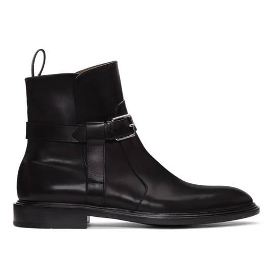 Givenchy Split Shaft Harness Boot Size US 12 / EU 45 - 11