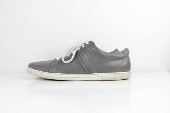 Givenchy Givenchy Grey Leather Shoes Size US 10 / EU 43 - 2