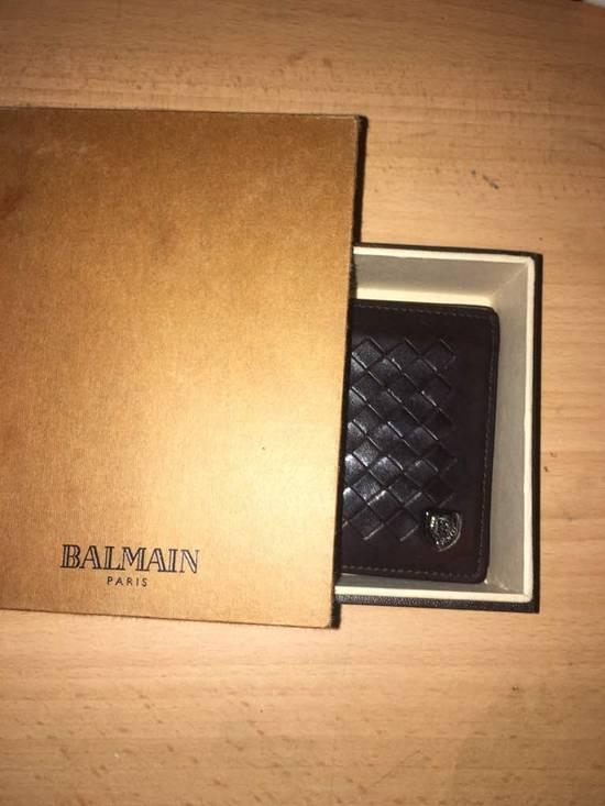 Balmain Balmain Wallet Size ONE SIZE