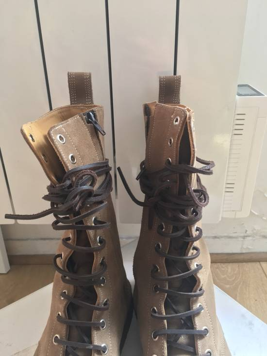 Balmain Balmain Ranger Boots Suede Decarnin 2011 Size US 9 / EU 42 - 2